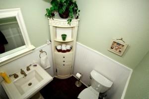 Paul's Office Bathroom