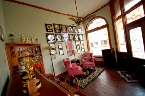 Paul's Office Reception