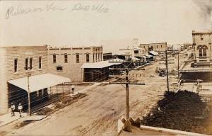 Williams Building December 1910